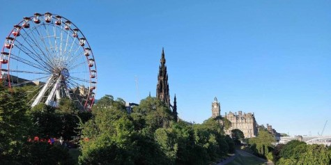 Mound 2 - How To Make The Most Of 2 Days In Edinburgh - A World to Travel
