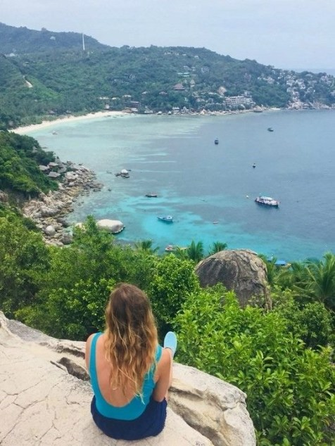 Viewpoints - Fun Things To Do In Koh Phangan Island Thailand - A World to Travel