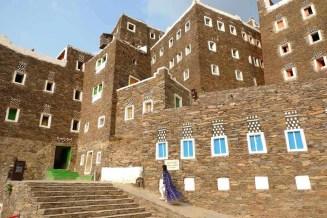 Abha buildings - Must Visit Saudi Arabia Cities - A World to Travel