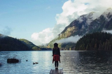 Buntzen Lake - Best Day Hikes Around Vancouver - A World to Travel