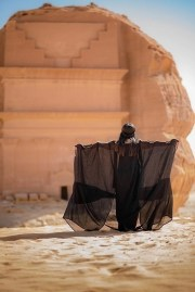 Nada al nahdi in Al Ula by @mal2at - Must Visit Saudi Arabia Cities - A World to Travel