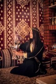 Nada al Nahdi portrait in Al Ula by @mal2at - Must Visit Saudi Arabia Cities - A World to Travel