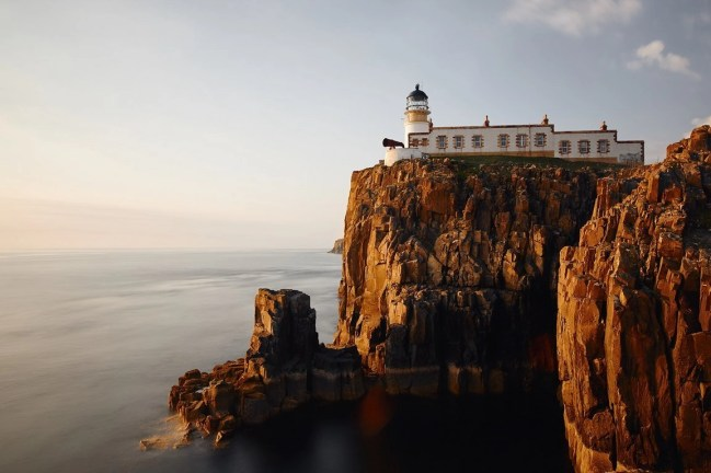 Neist Point Lighthouse - Isle of Skye - Fun Things To Do In Scotland - A World to Travel