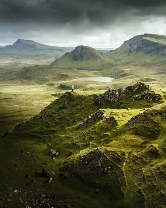 Quiraing - Portree - Skye island - Fun Things To Do In Scotland - A World to Travel