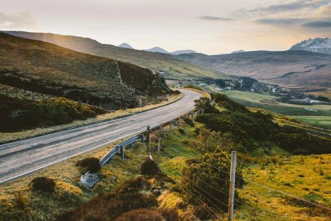 Roads - Fun Things To Do In Scotland - A World to Travel