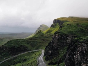 Skye roads - Fun Things To Do In Scotland - A World to Travel