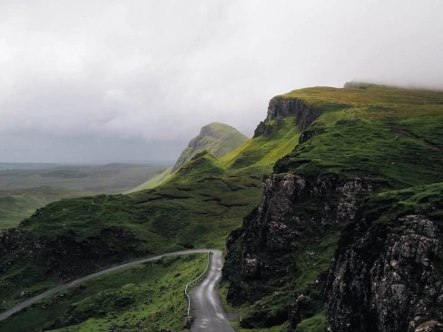 Skye roads - Fun Things To Do In Scotland - A World to Travel