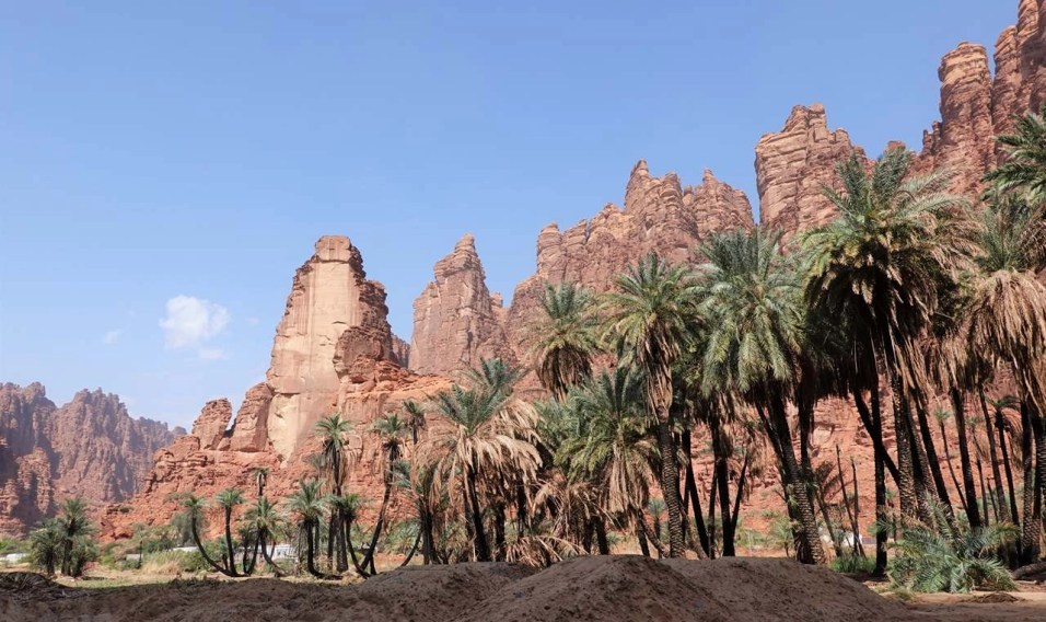 Tabuk (2) - Must Visit Saudi Arabia Cities - A World to Travel