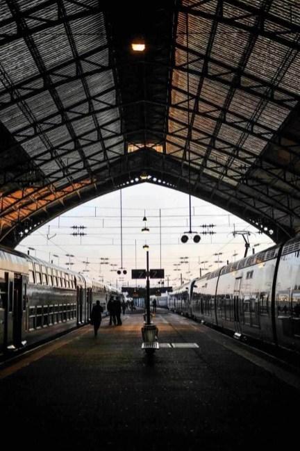 Interrail/Eurail through Europe