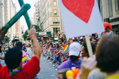 Amazing LGBT Pride Parades In The World - A World to Travel (8)