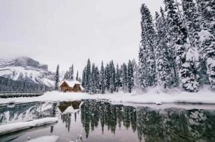 Emerald Lake - Banff National Park Canada - A World to Travel