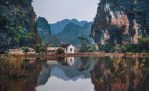 Ninh Bình Province (1) - Vietnam trekking - A World to Travel