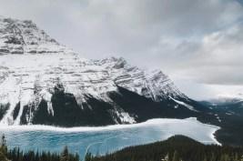 Peyto Lake - Banff Travel Guide - A World to Travel