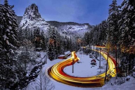Piatra Altarului - Romania - Best Winter Destinations In Europe - A World to Travel