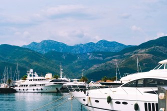 Tivat - Picturesque Montenegro Cities And Towns Worth Visiting - A World to Travel