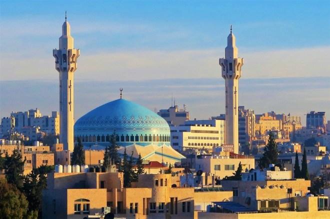 Amman cami - A World to Travel