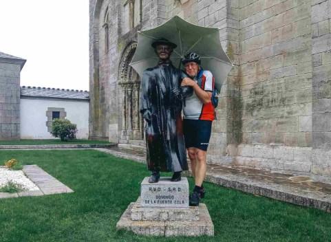 Etapa 5 - Sarria Melide - Camino a Santiago en bici - A World to Travel (2)