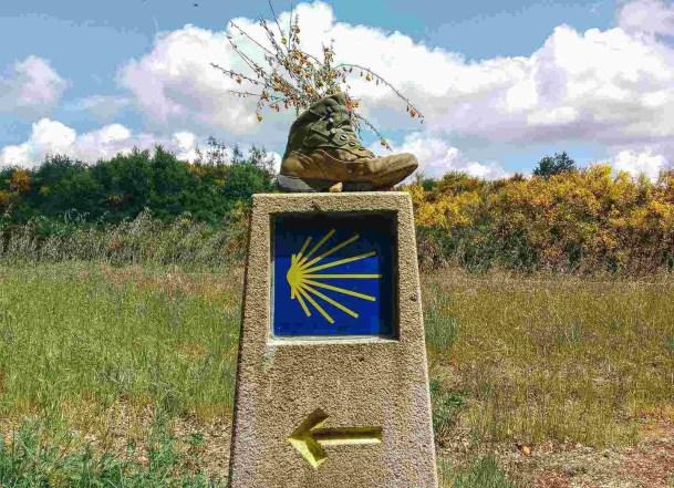 Etapa 5 - Sarria Melide - Camino a Santiago en bici - A World to Travel (4)