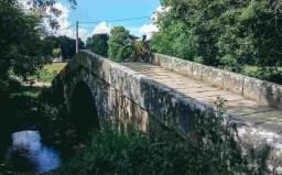 Etapa 5 - Sarria Melide - Camino a Santiago en bici - A World to Travel (7)