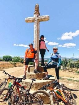 Foto de Ines Fernandez Tuesta - Etapa 1 - Astorga León - Camino a Santiago en bici desde León - A World to Travel
