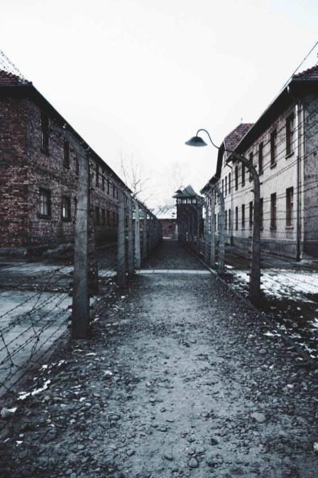 Inside Auschwitz camp - A World to Travel
