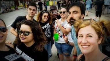 Festival gang