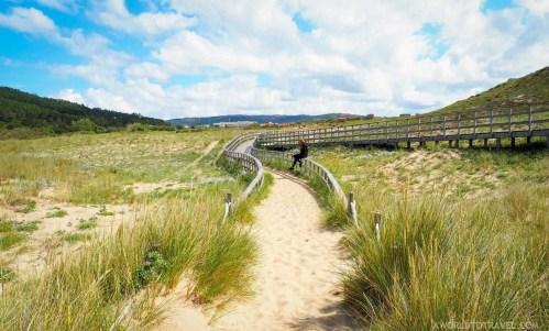 Mar de Fora beach - A World to Travel