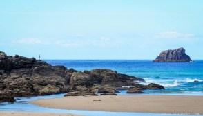 Mar de Fora - Fisterra beach - Costa da Morte - Galicia Spain - A World to Travel