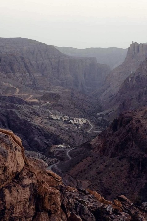 Sayq - Jabal Akhdar - What To Do In Oman - A Road Trip Itinerary - A World to Travel