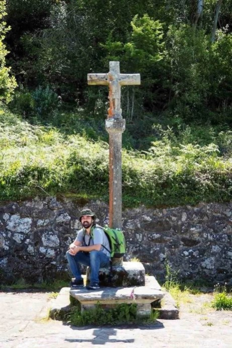 Transept in the Fisterra Muxia Way - A World to Travel