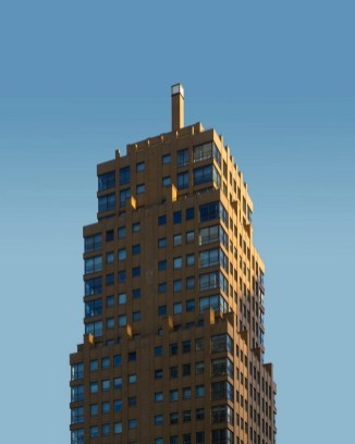 Golden hour buildings - Modern Dutch architecture - A World to Travel