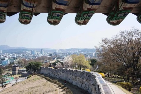 Hwaesong-Fortress - South Korea tourist attractions - A World to Travel