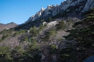 Ulsanbawi - South Korea itinerary - A World to Travel