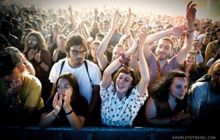 Balthazar (3) - Vodafone Paredes de Coura music festival 2019 - A World to Travel