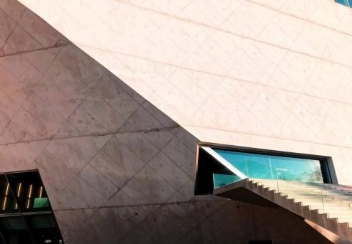 Casa da Musica details - Porto architecture guide - A World to Travel
