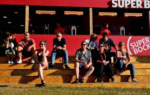 Comfy - Vodafone Paredes de Coura music festival 2019 - A World to Travel