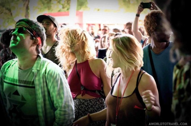 Derby Motoreta's Burrito Kachimba (2) - Vodafone Paredes de Coura music festival 2019 - A World to Travel