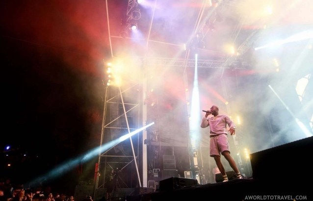Freddie Gibbs & Madlib (3) - Vodafone Paredes de Coura music festival 2019 - A World to Travel