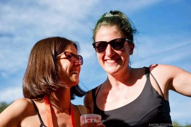 Friends and family (1) - Vodafone Paredes de Coura music festival 2019 - A World to Travel