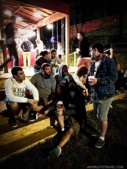 Friends and family (11) - Vodafone Paredes de Coura music festival 2019 - A World to Travel