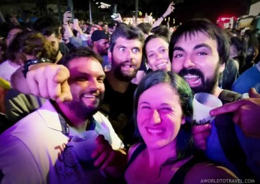 Friends and family (3) - Vodafone Paredes de Coura music festival 2019 - A World to Travel