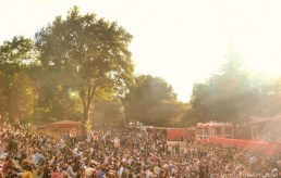 Natural amphitheater - Vodafone Paredes de Coura music festival 2019 - A World to Travel