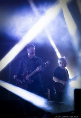 New Order (1) - Vodafone Paredes de Coura music festival 2019 - A World to Travel