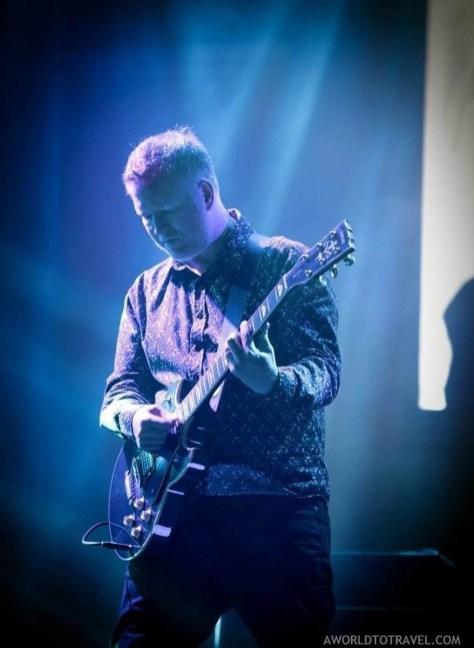 New Order (4) - Vodafone Paredes de Coura music festival 2019 - A World to Travel