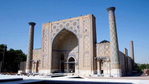 Samarkand - Cities in Uzbekistan - A World to Travel