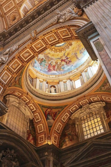 St Peters Basilica - Vatican - A World to Travel