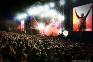 Suede (6) - Vodafone Paredes de Coura music festival 2019 - A World to Travel