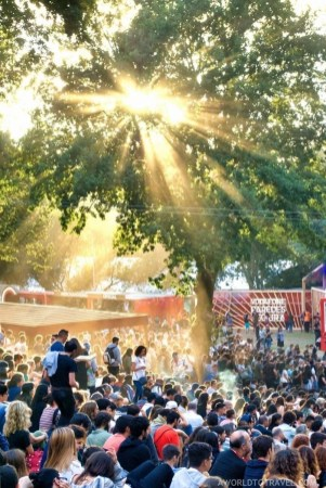That sweet afternoon light (4) - Vodafone Paredes de Coura music festival 2019 - A World to Travel