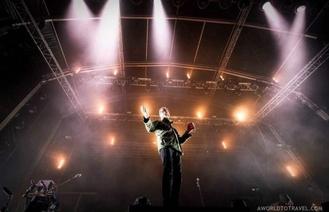 The National (1) - Vodafone Paredes de Coura music festival 2019 - A World to Travel