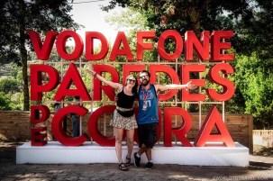 Together - Vodafone Paredes de Coura music festival 2019 - A World to Travel